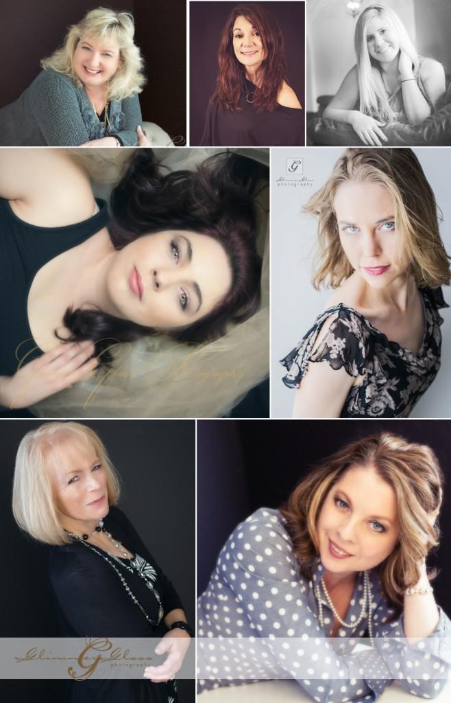 Julie Glamour Collage 1