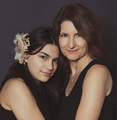 mother and daughter portraits glimmerglass photo