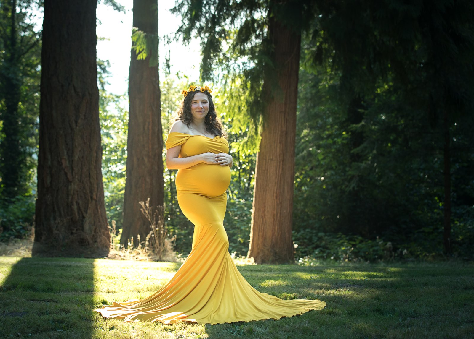 #sunflower #chicaboo #maternity #mtvernon