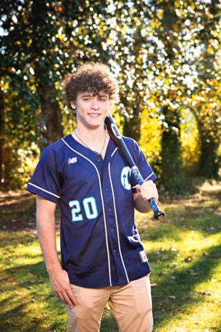 baseball, senior pictures